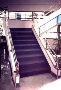 Stainless Staircase Handrail