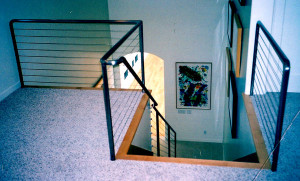 Stainless Steel Cable Balcony Railing
